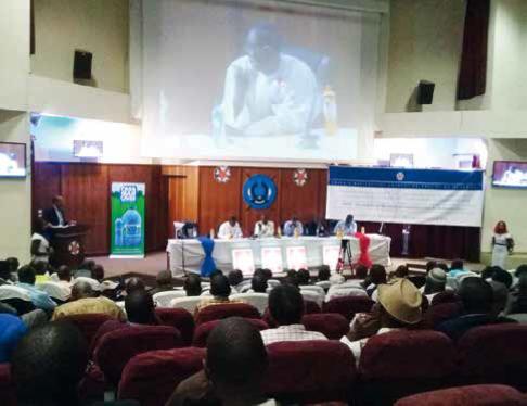 Conférences publiques de haut niveau